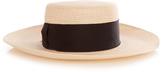Federica Moretti Panama hemp-straw hat