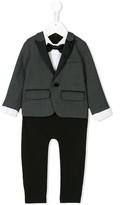 DSQUARED2 tuxedo suit romper