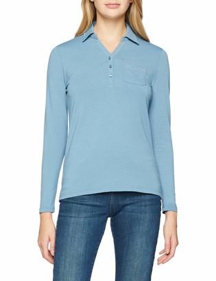 Damart Women's Polo Thermolactyl T-Shirt