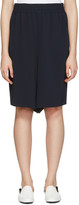 ATEA OCEANIE Navy Basketball Shorts