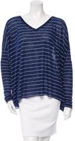 Rag & Bone Striped Oversize T-Shirt