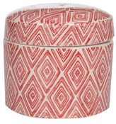 Votivo Red Currant Collection - Diamond Deco Candle