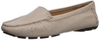 Driver Club Usa Driver Club USA Women's Womens Genuine Leather Made in Brazil Hampton Driver Shoe