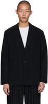 Issey Miyake Homme Plisse Black Basics Blazer