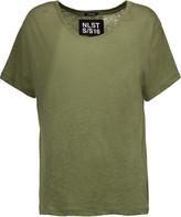 Nlst Classic Tee slub cotton-blend T-shirt
