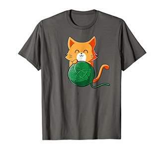 Celtic Shirt.Woot: Cat & Knot Wool T-Shirt