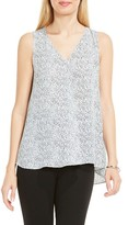 Vince Camuto Women's Delicate Pebbles Top
