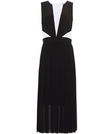 Paul Smith Pleated Silk Dress