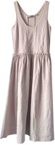 Opening Ceremony Pink Cotton - elasthane Dress for Women