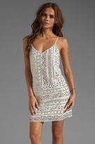 Dolce Vita Tibi Sequins Mini Dress
