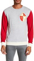 Mitchell & Ness 49ers Crew Neck Sweatshirt