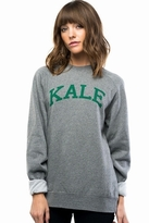 Sub Urban Riot Sub_Urban Riot Kale Unisex Sweatshirt in Heather Grey