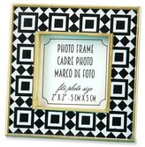 Kate Aspen 12ct Tropical Chic Tile Patterned Frame