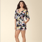 Muse M2988M Tropical Dolman Romper