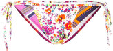 Roseanna Patchwork print bikini bottom - women - Polyamide/Spandex/Elastane - 36