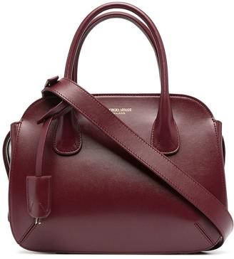 Giorgio Armani Top-Handle Tote Bag