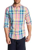 Gant Birdie Madras Check Regular Fit Shirt