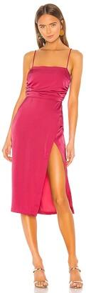 NBD Sage Midi Dress
