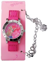 Barbie B712 -Girl's Wristwatch