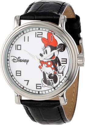 Disney Men's W000530 Minnie Mouse Vintage Watch