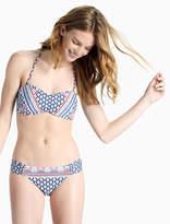 Lucky Brand Venice Vibes Bandeau Bikini Top