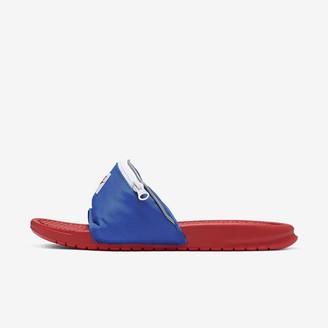 Nike Men's Slide Benassi JDI Fanny Pack