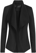 Donna Karan New York Draped Blazer