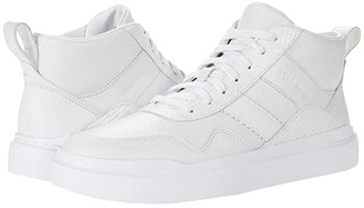 Cole Haan GrandPro Rally Mid-Cut Sneaker (Optic White) Women's Shoes