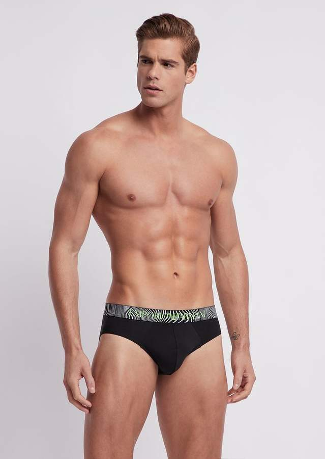 202707f13053 Emporio Armani Men's Briefs - ShopStyle