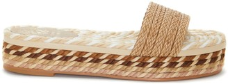 Vince Camuto Meseera Braided Flatform Sandal