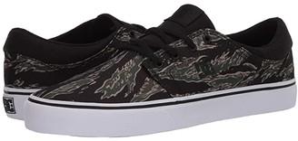 DC Trase TX SE (Brown Camo) Men's Skate Shoes