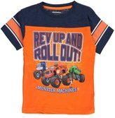 "Blaze and the Monster Machines Little Boys' ""Rev Up"" T-Shirt"