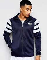 adidas Track Jacket With Sleeve Stripes AJ7676