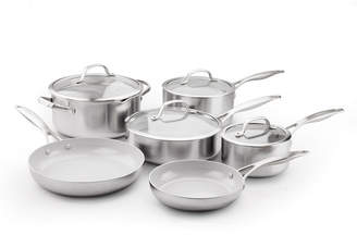 Green Pan Venice Pro 10-pc. Stainless Steel Cookware Set