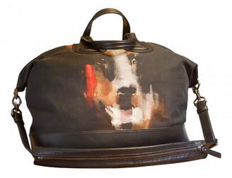 Givenchy Black Cloth Travel bags