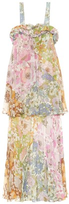 Zimmermann Super Eight cotton and silk dress