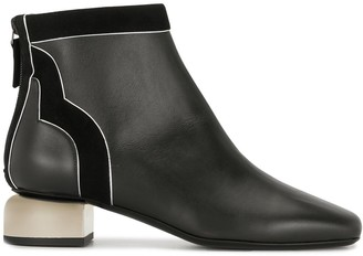 Pierre Hardy Alpha Swing Ankle Boots