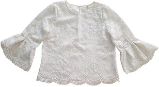 River Island White Top for Women