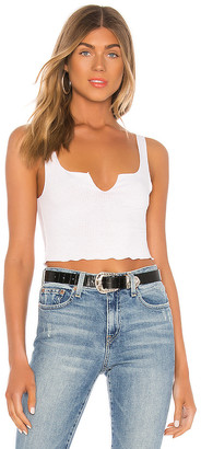 Free People Top Notch Crop Tank