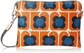 Orla Kiely Love Birds Print Travel Pouch Bag