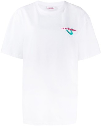 Charles Jeffrey Loverboy 'Sassy Bacteria' T-shirt