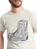 Joules Shoe Graphic T-shirt, Stone