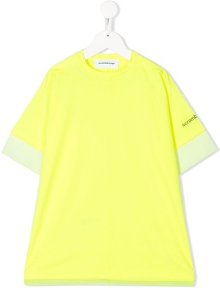 Scrambled Ego oversized fit T-shirt