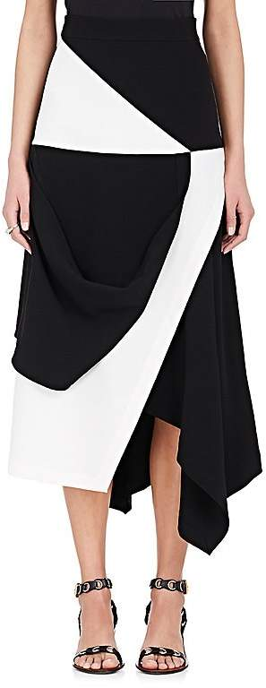 J.W.Anderson WOMEN'S COLORBLOCKED A-LINE SKIRT