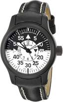 Fortis Men's 672.18.11 L B-42 Flieger Cockpit GMT Watch