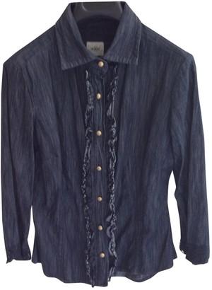 Cerruti Blue Denim - Jeans Top for Women
