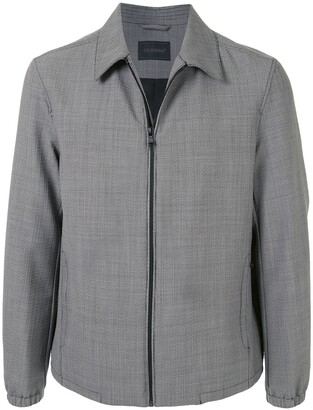Durban Zipped Shirt Jacket