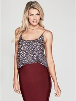 GUESS by Marciano Women's Wild Thing Reversible Tank