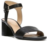 Naturalizer Women's Caitlyn Perforated Ankle Strap Sandal