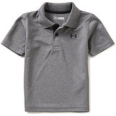 Under Armour Baby Boys 12-24 Months Short-Sleeve Polo Shirt